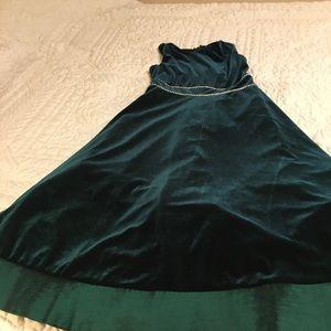 Rare Editions Girls Holiday Dress